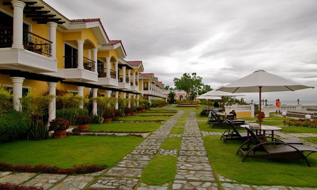 The Peacock Garden Luxury Resort