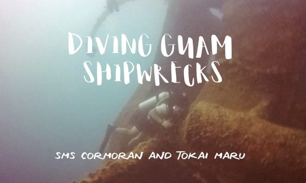 Diving Guam Wrecks