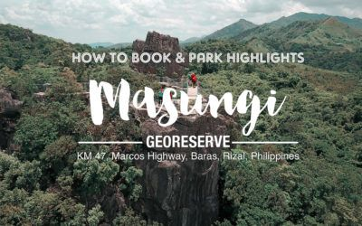 Masungi Georeserve – How to Book & Highlights