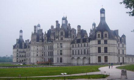 Château, château, et plus châteaux!