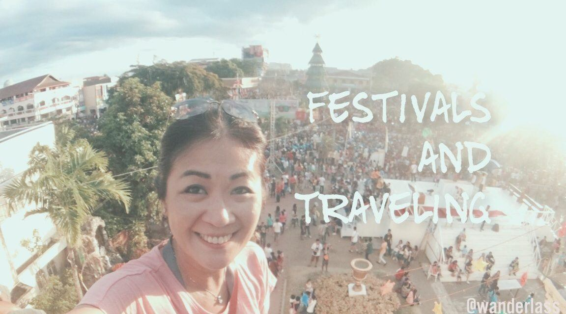 Festivals and Traveling