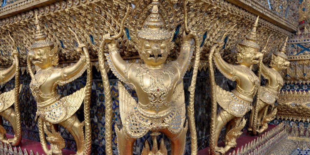 Wats in Bangkok