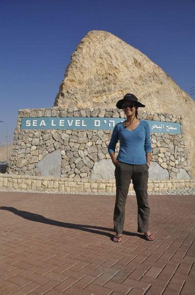 Sea Level Dead Sea