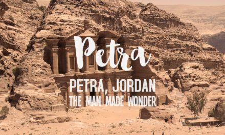Petra: Man-made Wonder
