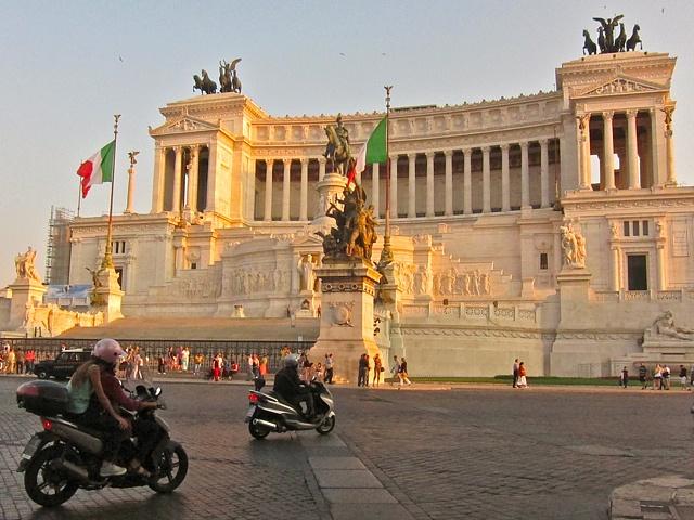 Rome Flashback