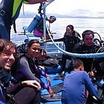 Diving Verde Island