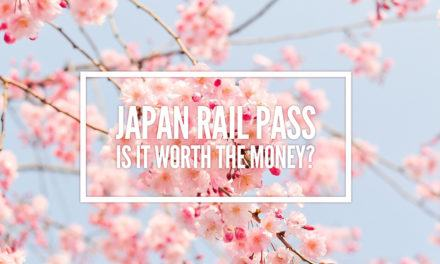Japan Rail Pass Is Worth the Money
