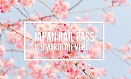 Japan Rail Pass Is Worth the Money