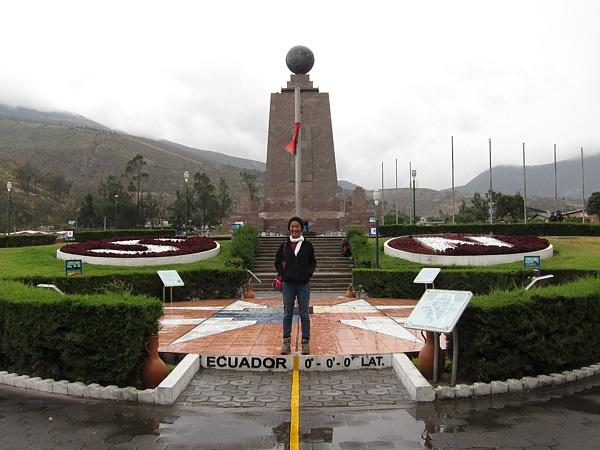 La Mitad del Mundo Monument