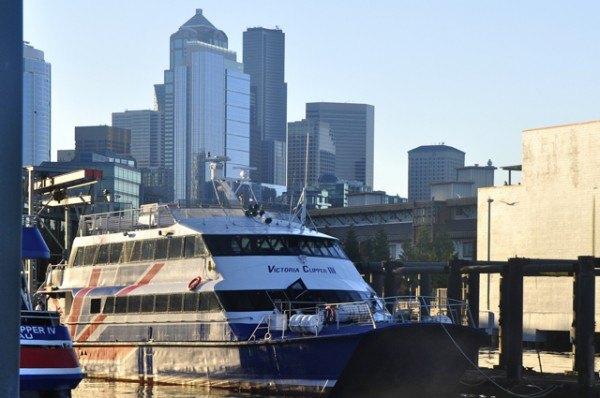 Victoria Clipper 3 at Pier69