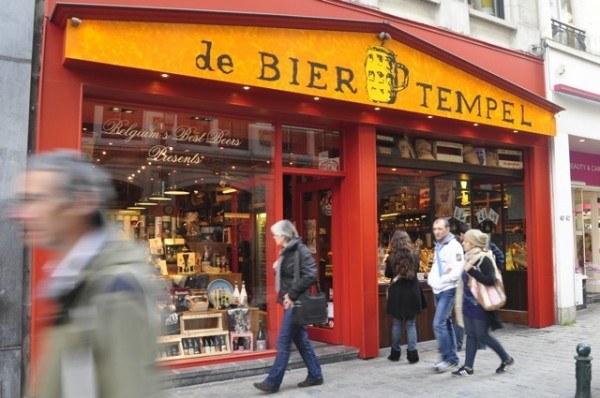 Brussels Beer Temple