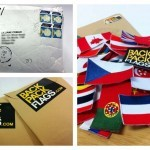 You got mail Backpack Flags