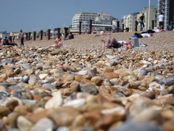 brighton beach pebble