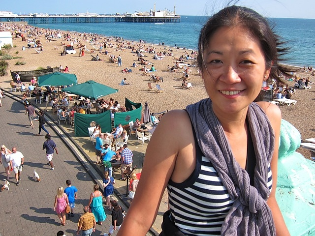 Britain Got Beaches: Brighton & Portobello