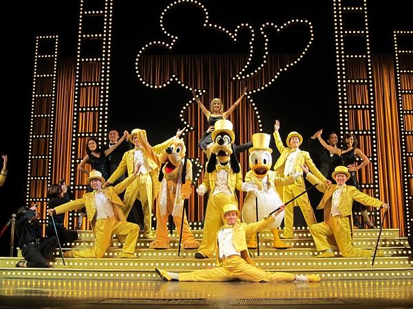 Golden Mickey Show