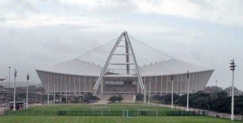 Moses Mabhida Stadium - Durban