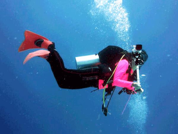 Diving South Maldives