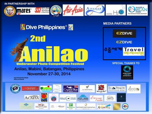 2nd Anilao Underwater Photo Competition