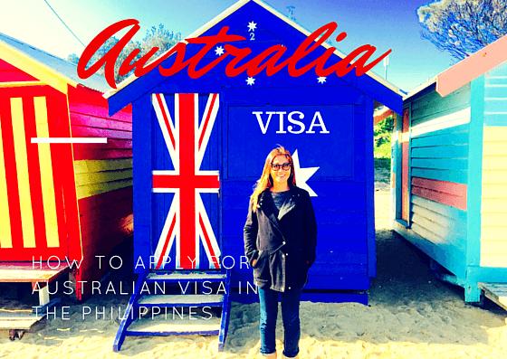Australian Visa for Philippine Passport Holders via VFS Global