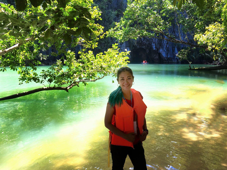 Puerto Princesa Underwater River