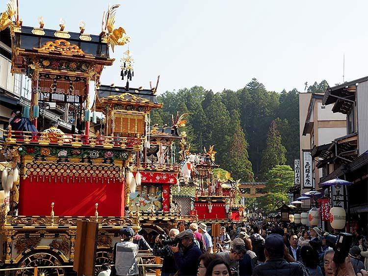 Takayaman Autumn Festival