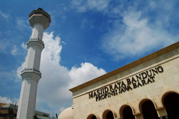 Bangdung Grand Mosque