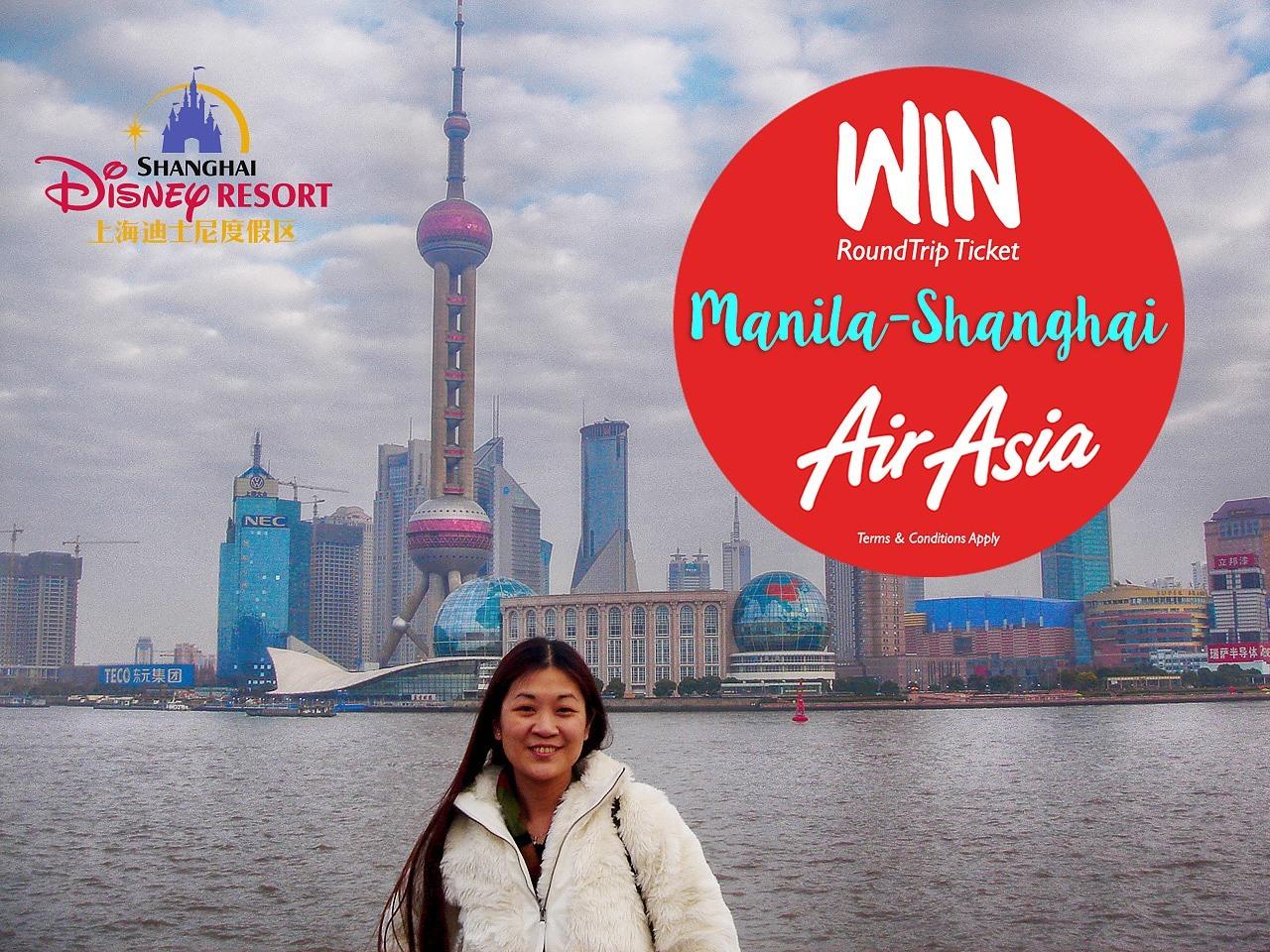 Airasia Manila Shanghai