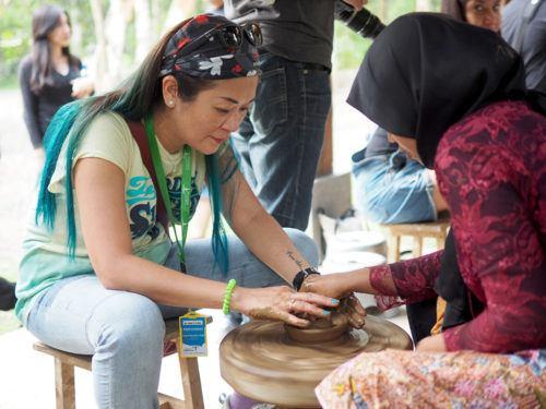 Borobudur Pottery Craft