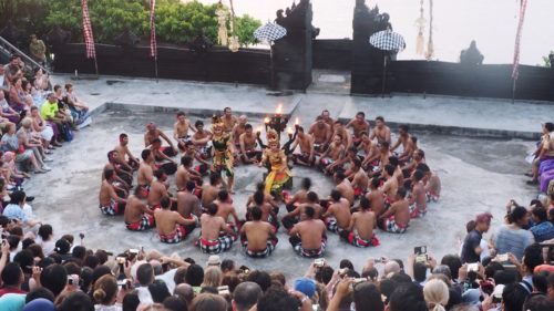 Uluwatu Temple Kecak Fire Dance