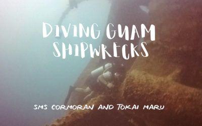 Diving Guam Wrecks