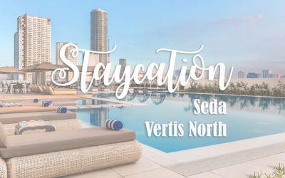 Seda Hotel Vertis North Best Quezon City Staycation