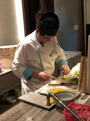 Japanese Chef Bai Hotel Cebu