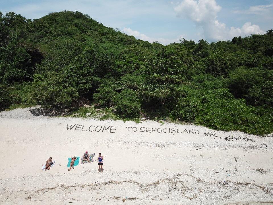 Sepok Island