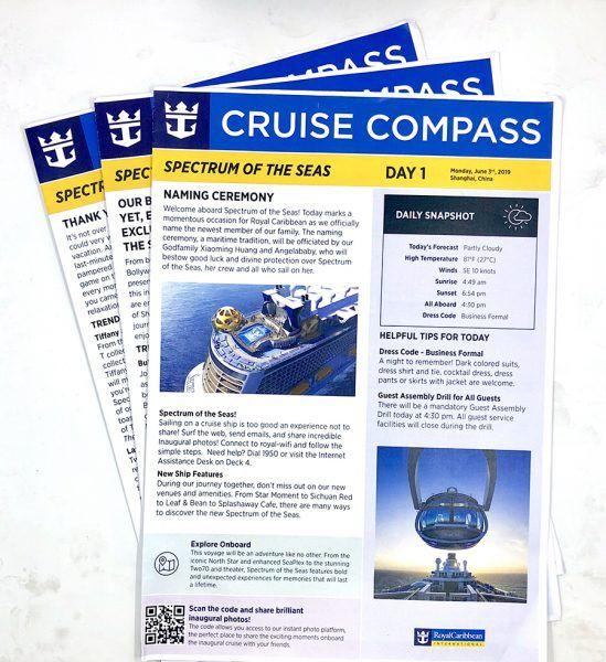 Cruise Compass
